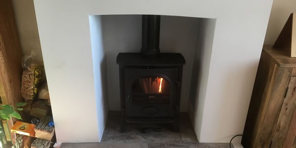 Woodburner Installers / Fitters near Yeovil