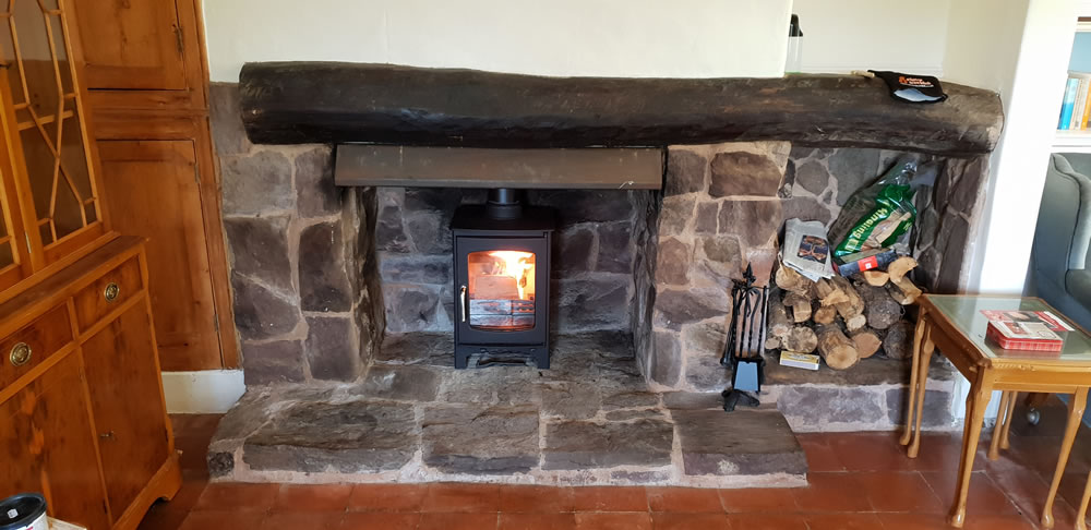 Brompton Regis Wood Burner Installers