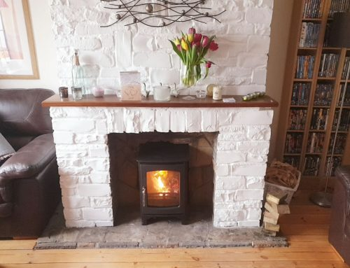 Woodburner Installation in Westonzoyland
