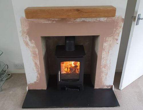 Fireplace Renovation & Woodburner Installation in West Bagborough near Taunton