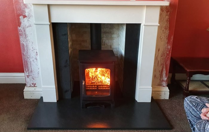 Woodburner installers in Rocknell, Tiverton
