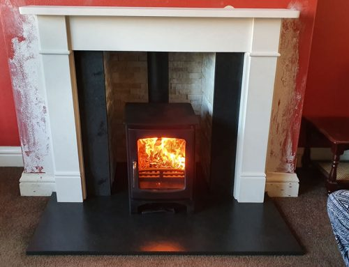 Chimney Breast and Fireplace Renovations / Restorations in Somerset