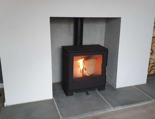 HETAS Mendip Woodland Convection Woodburner Installers in Burnham-on-Sea