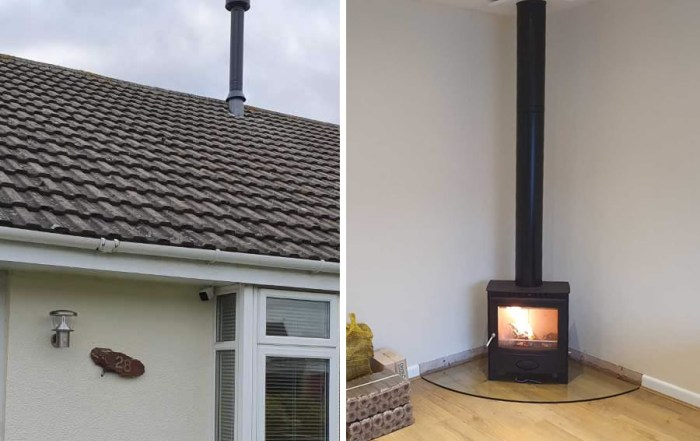 Quick Guide to Twinwall Chimney Installations