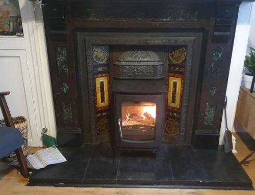 Woodburner Installations in Victorian Fireplaces