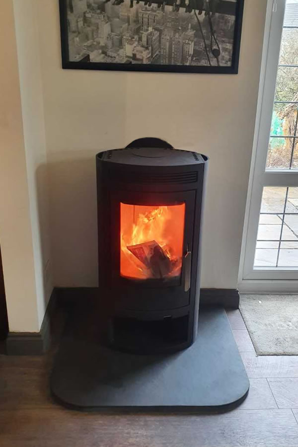 Twinwall chimney installers in Langport and Curry Rival