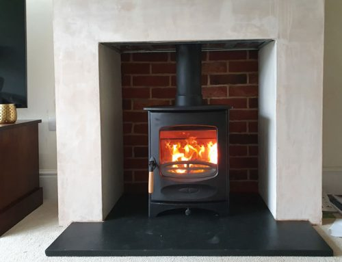 Woodburner Installers and False Chimney Breast Construction in Taunton