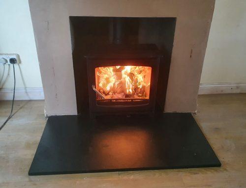 Fireplace Renovation and HETAS Woodburner Installers in Cannington near Bridgwater.