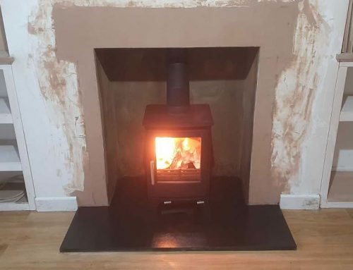 Fireplace Enlargement and Woodburner Installation in Burnham-on-Sea