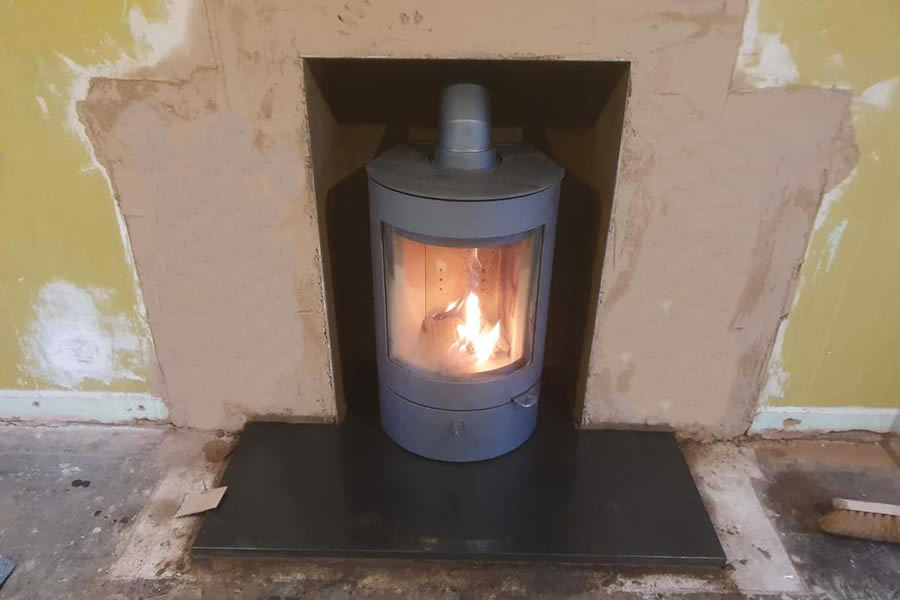 Westfire 21 Compact Woodburner installer North Petherton