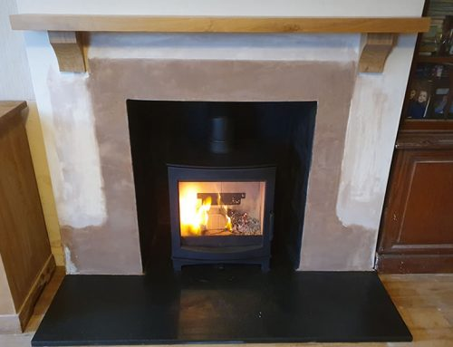 Replace Gas Fire with Woodburner in North Petherton