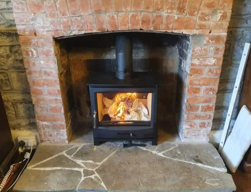 HETAS Woodburner Installer in Stogursey near Bridgwater