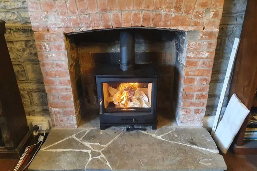 Hetas Woodburner Installer in Stogursey