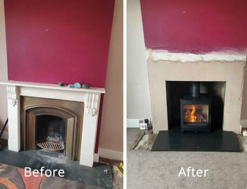 Fireplace Renovation and Woodburner Installers in West Buckland