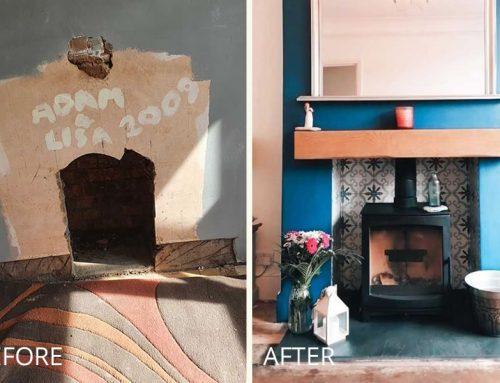 Fireplace Renovation and HETAS Woodburner Installation in Taunton